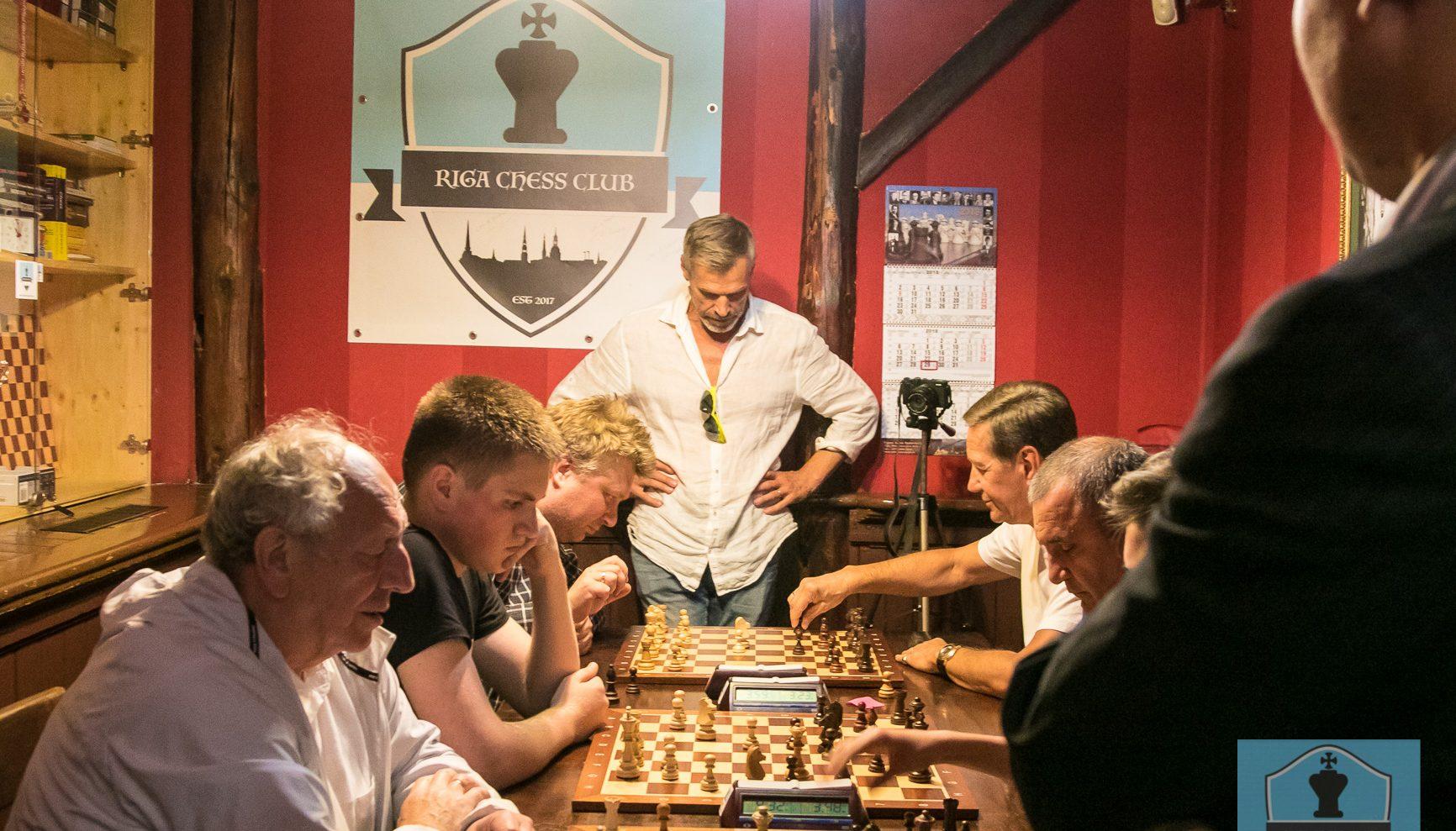 Riga Chess Club
