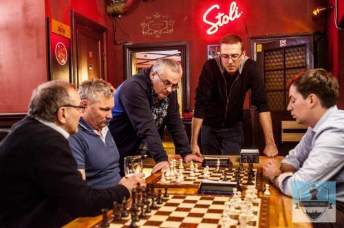 10 Oct,17. Dr. Oec.  Aleksandr Masharskey loves chess