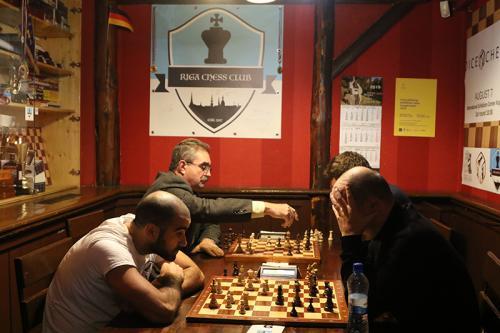 """15 Oct, 2019 - """"HORECA-4"""" tournament"""